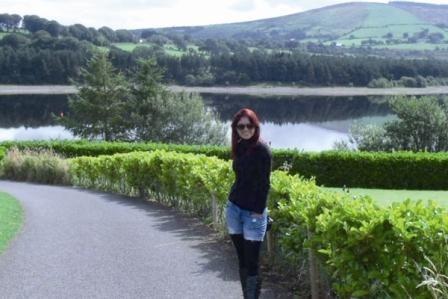 Irlanda: aí fui eu!