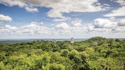 Tikal, a incrível cidade Maia na selva do Guatemala