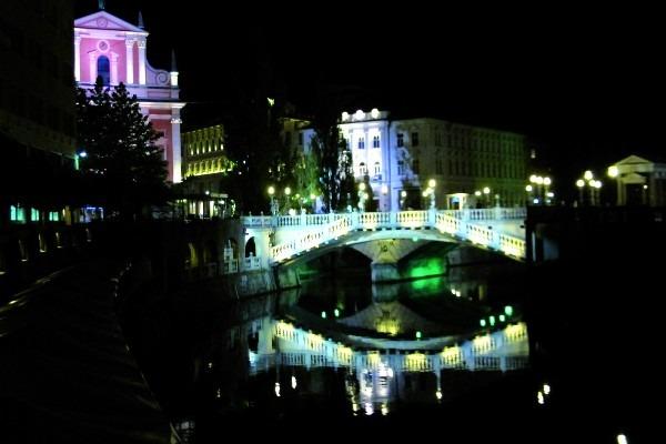 Eslovênia: Um país de contos de fadas