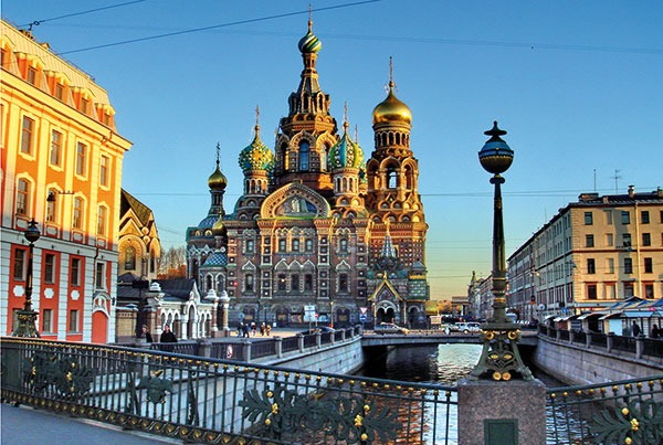 Meus estudos na Rússia