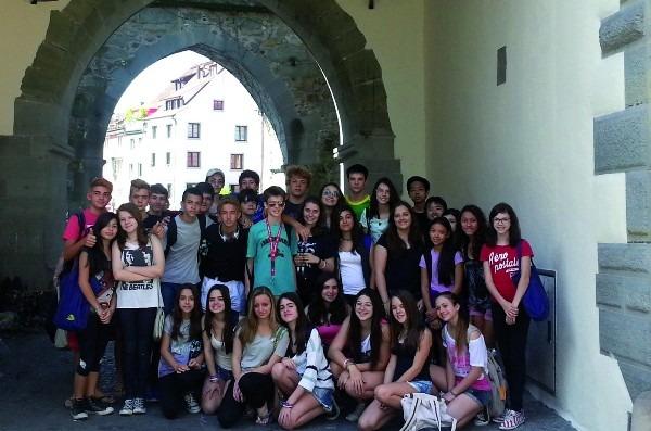 Nossos alunos na Alemanha!