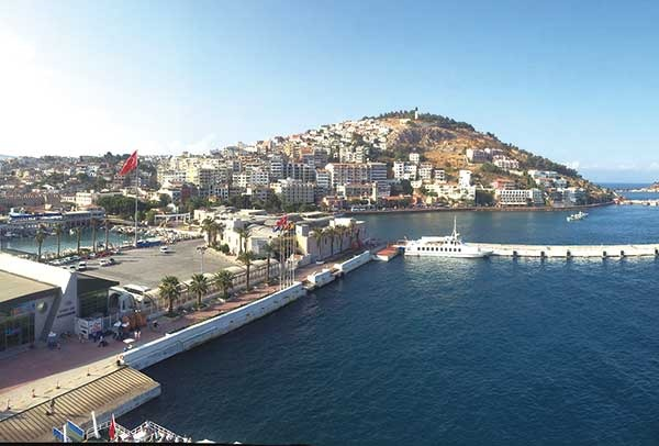 Raízes gregas na Turquia