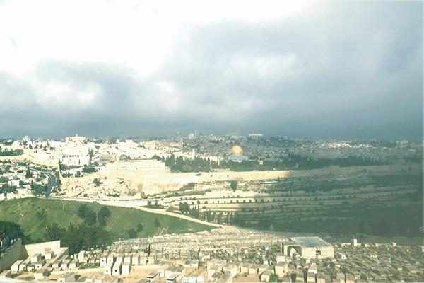 Semana Santa em Jerusalém