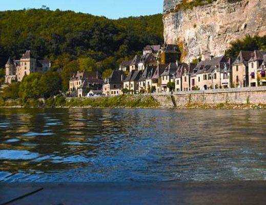 Explorando o interior da França