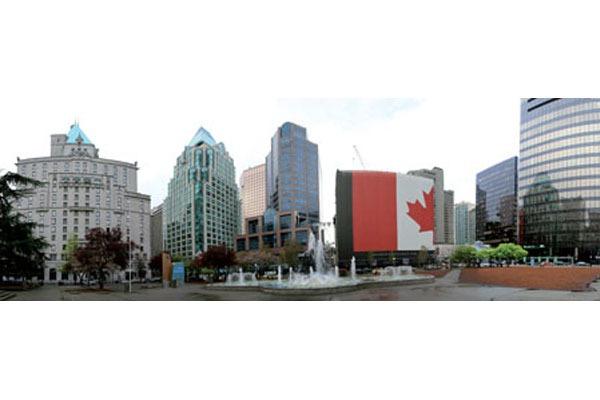 Muitos passeios em Vancouver