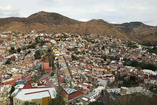 Guanajuato… Uau, que lugar é esse!