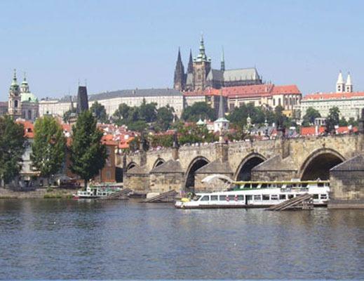 Os Cenários de Praga