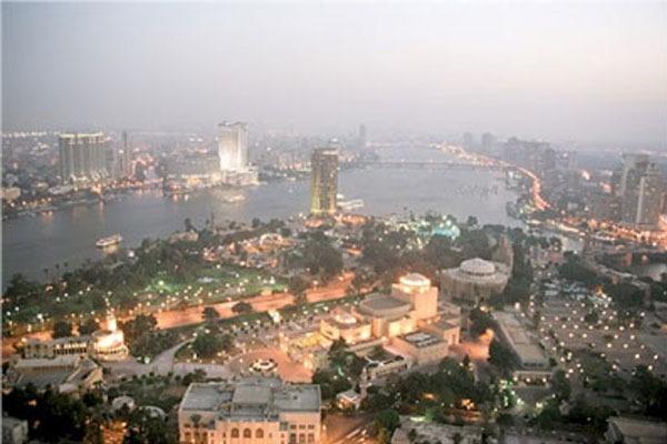 Pelas ruas do Cairo