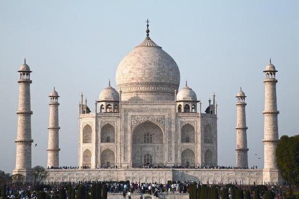 Conhecer a Índia
