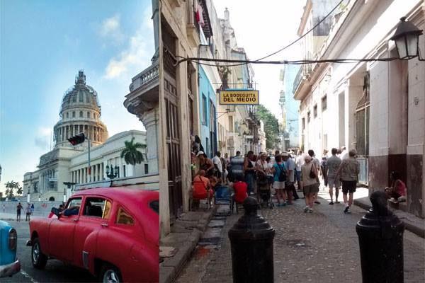 Eu fui pra Cuba!