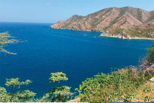 Entre o caribe colombiano e a Sierra Nevada