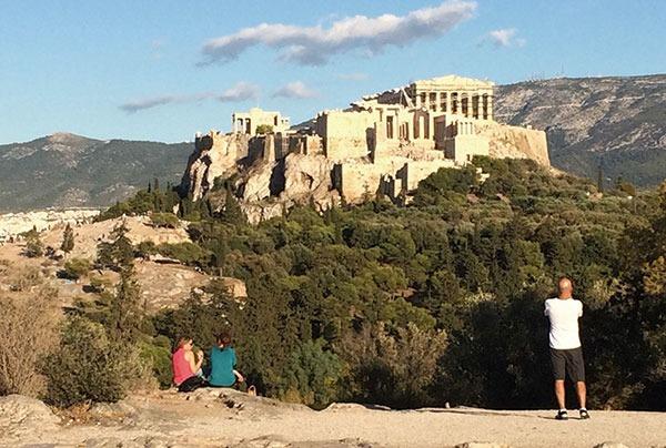 Atenas: um museu a céu aberto