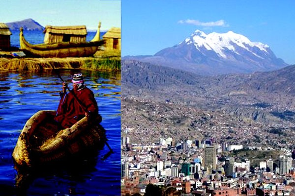 Uma viagem para a Bolívia