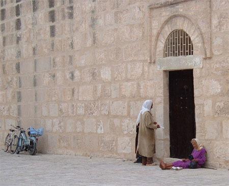 O gosto da Tunísia