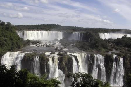 As belezas de Foz do Iguaçu