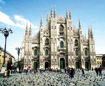 Minha querida Milano