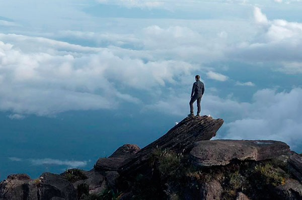Paz no Monte Roraima