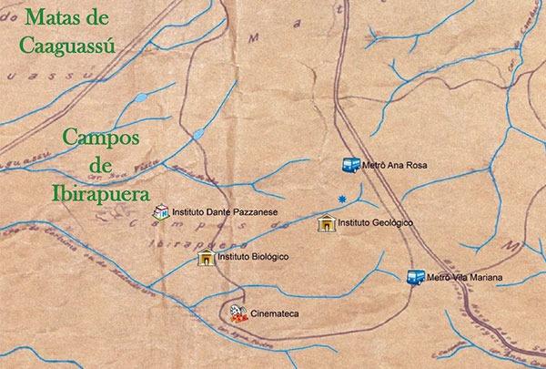 Geografia da Vila