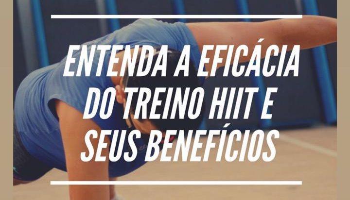 Entenda a eficácia do treino HIIT e seus benefícios