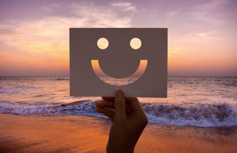 O que representa o sorrir para você?